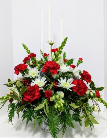 Seasonal Sensation Table Centerpiece