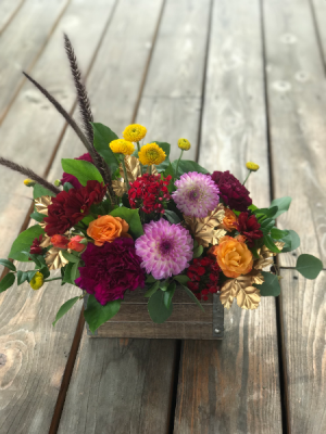 Seasonal Sophistication   in Libby, MT | LIBBY FLORAL & GIFT
