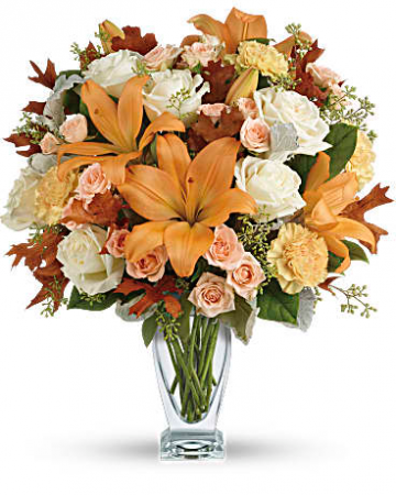 Seasonal Sophistication Bouquet