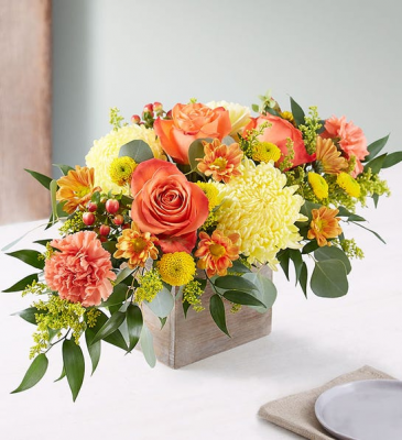 Seasonal Sunset Centerpiece 176883