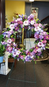 Seasonal Wreath Funeral Wreath