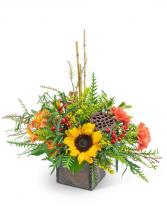 Seasons Change Flower Arrangement