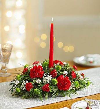 SEASONS GREETING CENTERPIECE 167117S