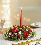Seasons Greeting Centerpiece