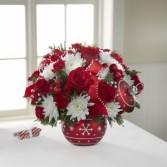 Season's Greetings Bouquet holiday