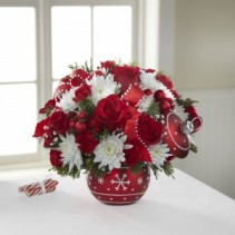Season's Greetings Bouquet holiday