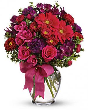 Secret Crush Bouquet in Jasper, TX | BOBBIE'S BOKAY FLORIST