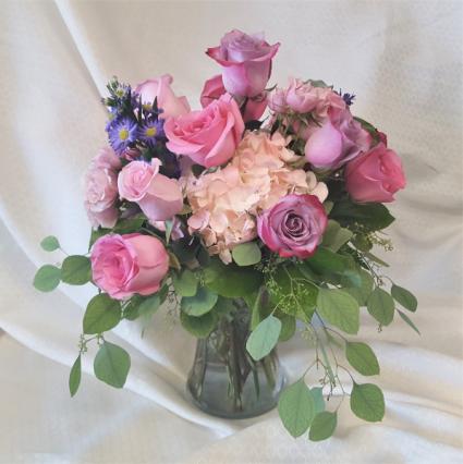 Secret Garden Vase