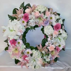 Secret Heart Wreath