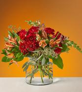 Sedona Sunset Vased Arrangement