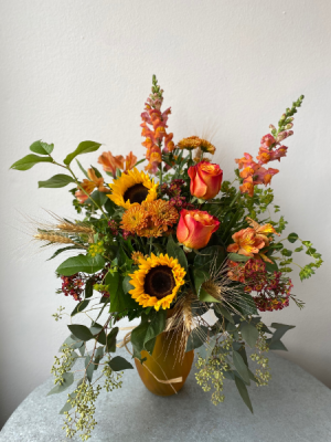 Seeded Autumn Colors  in La Grande, OR | FITZGERALD FLOWERS