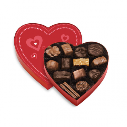 See's Valentine Heart 8oz ***LOCAL DELIVERY ONLY!!***