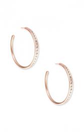 Selena Hoop Earrings