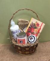 Self Care Gift Basket Gift Basket