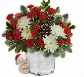 Send a Hug Bear Buddy By Teleflora