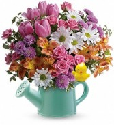 Send a Hug Tweet Tweet Bouquet PM