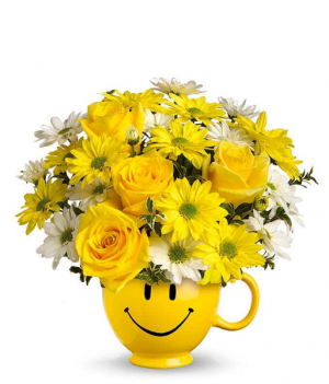 Send a Smile Bouquet  in Greensboro, NC | Visions Floral NC