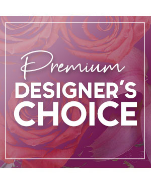 Send Exquisite Design Premium Designer's Choice in Tifton, GA | Blue Tassel II - City Florist