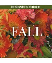 Send Fall Florals Designer's Choice