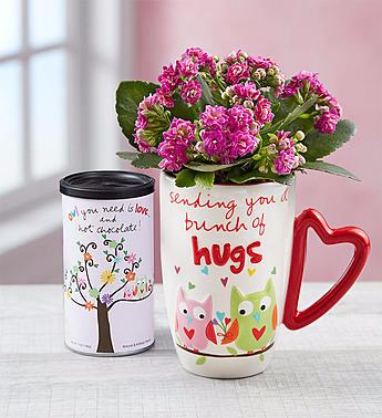 Sending Hugs Mug