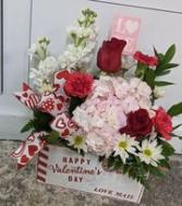 Sending Love Bouquet fresh mix