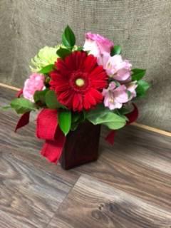 Sending love Vase arrangement