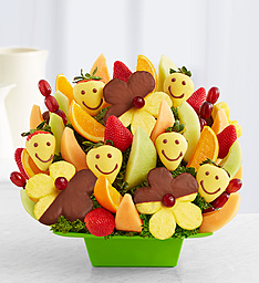 Sending Smiles your way Fruit Bouquet