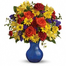 Sending Some Cheer Floral Bouquet in Whitesboro, NY | KOWALSKI FLOWERS INC.