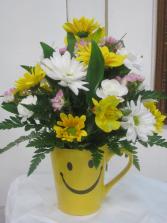Sending You Smiles Coffee Mug