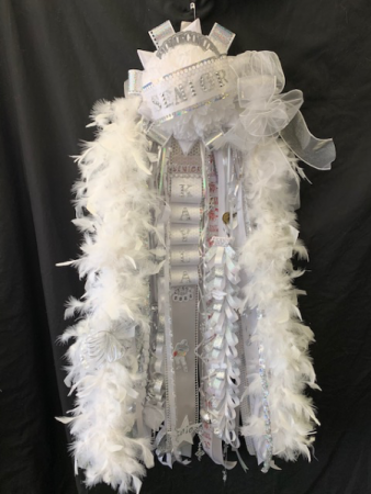 Senior Homecoming Mum Silk Homecoming Mum