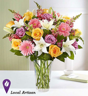 Sensational Spring Beauty™ Arrangement in Croton On Hudson, NY | Cooke's Little Shoppe Of Flowers