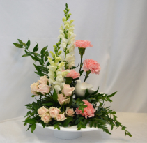 SENTIMENT OF PEACE Flower Arrangement