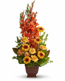 Sentimental Dreams Funeral Flower