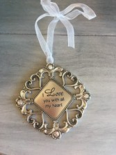 Sentiments Charm  Assorted styles available