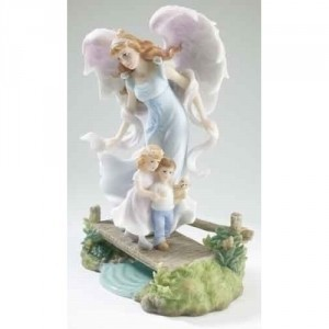 Seraphim Classics Angel with Children