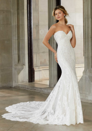 SERENA BY MORILEE BRIDAL GOWN