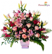 Serenata  Flower Arrangement