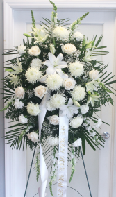 SS312: SERENE SENTIMENTS FUNERAL SPRAY