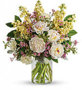 Serene Spring Peony TSP06-1B Bouquet