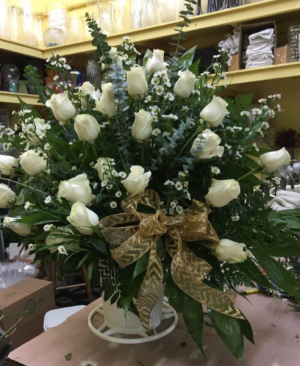 Serene Sympathy Arrangements in Tampa, FL   Island Flowers