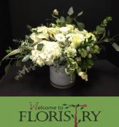 Serenity Floral Arrangment
