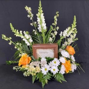 Serenity Prayer Music Box  in Dayton, OH | ED SMITH FLOWERS & GIFTS INC.