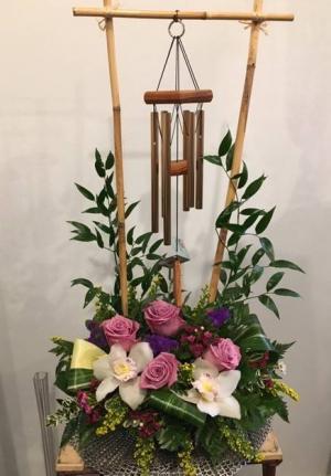 Serenity Sympathy  in Cincinnati, OH | Hyde Park Floral & Garden
