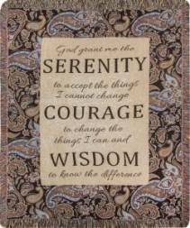 Serenity Throw