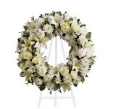 Serenity Wreath Funeral Tributes