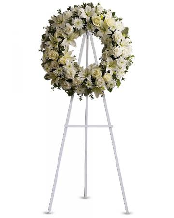 Serenity Wreath Wreath