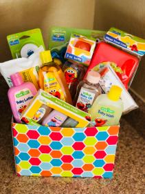 Sesame Street Gift Basket  Gift Basket