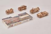 Set of Cars 3D Puzzle
