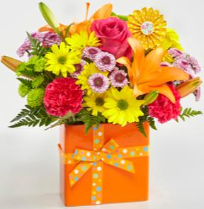 Set to Celebrate Birthday Bouquet