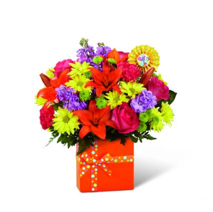 Set to Celebrate™ Birthday Bouquet Birthday